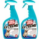 Simple Solution Extreme Stain & Odor Remover Spray (64 fl oz) - 2 pack