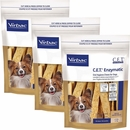 3-PACK CET Enzymatic Chews for Petite Dogs (90 Chews)
