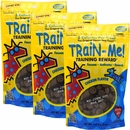 3 PACK Crazy Dog Train-Me! Treats Chicken Flavor (12 oz)