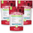 3-PACK Proflora Probiotic Soft Chews (180 Count)