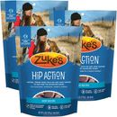 Zuke's Hip Action with added Glucosamine and Chondroitin 3 Packs - BEEF (18 oz)
