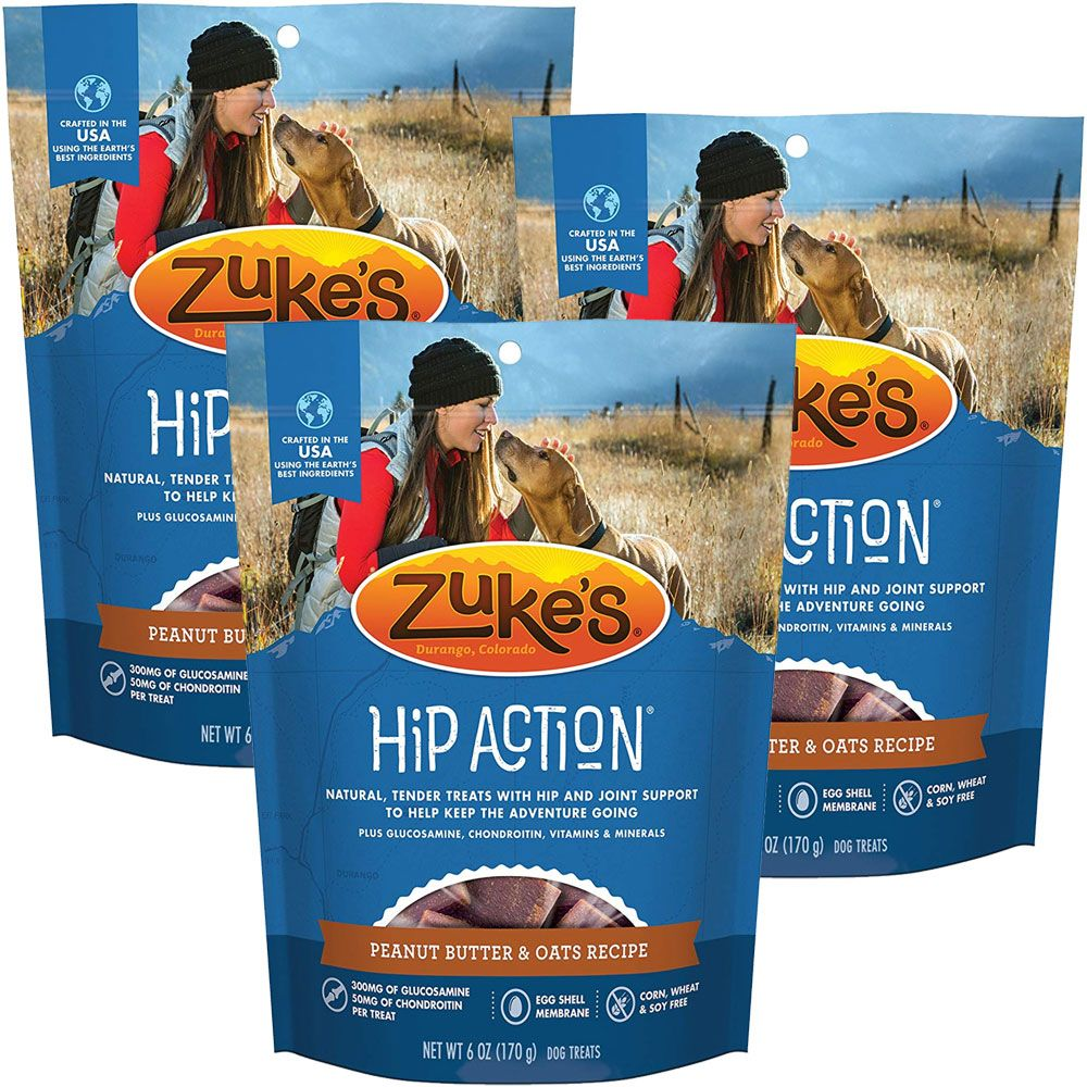 Zuke's Hip Action With Added Glucosamine And Chondroitin 3