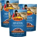 Zuke's Hip Action with Glucosamine and Chondroitin 3 Packs - PEANUT BUTTER (3 lb)