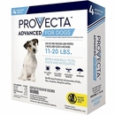 4 MONTH Provecta Advanced for Medium Dogs (11-20 lbs)