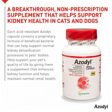 6 Pack Azodyl Small Caps 540 Count