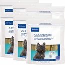 6-PACK CET Enzymatic Chews for Small Dogs (180 Chews)