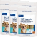 6-PACK CET Enzymatic Chews for Extra Small Dogs (180 Chews)
