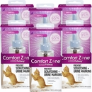 6-PACK Comfort Zone with Feliway Refill (288 mL)