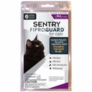 6-PACK Fiproguard Flea & Tick Squeeze-On for Cats