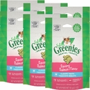 Greenies Feline Dental Treats - Savory Salmon Flavor 6-Pack (12.6 oz)