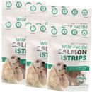 Snack 21 Salmon Jerky Strips for Dogs 6-PACK (150 g)