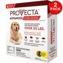 8 MONTH Provecta Advanced for Extra Large Dogs (Over 55 lbs)