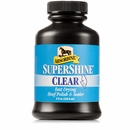 Absorbine SuperShine Hoof Polish, Clear, 8oz