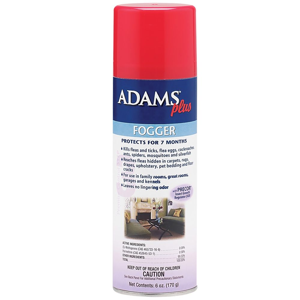 Adams Plus Room Fogger With Sykillstop 6 Oz Healthypets