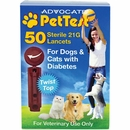 Advocate PetTest Blood Glucose Monitoring System
