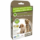 Alzoo Natural Repellent Flea and Tick Collar for Dogs & Cats