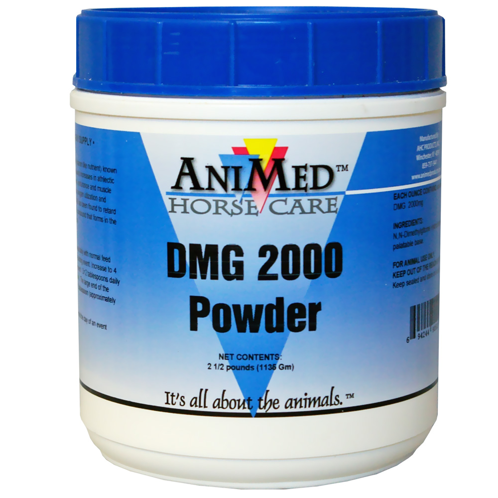 AniMed DMG 2000 (2 5 lb)