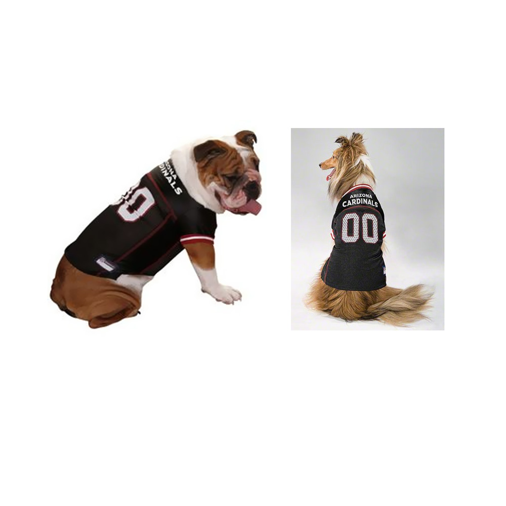 55f4ad16f5a7 Arizona Cardinals Dog Jersey - Small