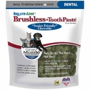 Ark Naturals Gray Muzzle Breath-Less Brushless Toothpaste Small to Medium Senior Dog Chews, 4.1-oz