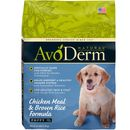 AvoDerm Chicken Meal & Brown Rice Formula Dry Puppy Food (26 lb)