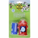 Bags on Board Fire Hydrant Dispenser - (30 bags)
