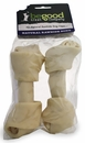 Be Good All Natural Rawhide Dog Chew Knotted Bones (2 Pack)