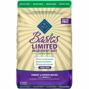 Blue Basics Grain-Free Adult - Turkey & Potato (24 lb)