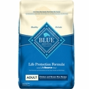 Blue Buffalo Chicken & Brown Rice Recipe for Adult Dogs - 30lb