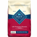 Blue Buffalo Fish & Brown Rice Recipe for Adult Dogs - 30lb