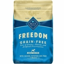 Blue Buffalo Freedom Grain-Free Adult Recipe - Chicken, Potatoes & Peas (11 lb)