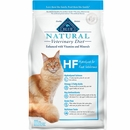 Blue Buffalo Natural Veterinary Diet - HF Hydrolyzed for Food Intolerance Dry Cat Food (4x7 lb)
