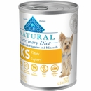 Blue Buffalo Natural Veterinary Diet - KS Kidney Support Canned Dog Food (12-pack)