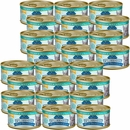 Blue Buffalo Wilderness Wild Delights - Flaked Chicken & Trout Canned Cat Food (24x5.5 oz)