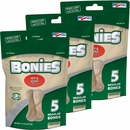 BONIES Hip & Joint Health Multi-Pack LARGE 3-PACK (15 Bones)