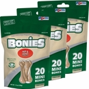 BONIES Hip & Joint Health Multi-Pack MINI 3-PACK (60 Bones)