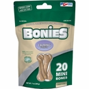 "BONIES"" Natural Calming Formula Multi-Pack MINI (20 Bones / 7 oz)"