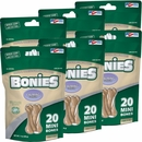 "BONIES"" Natural Calming Formula Multi-Pack MINI 6-PACK (120 Bones)"