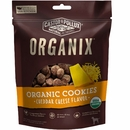 Castor & Pollux Organix Organic Cookie Cheddar Cheese Flavor Dog Treat 12 Oz
