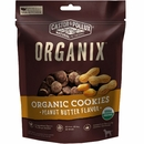 Castor & Pollux Organix Organic Cookies Peanut Butter Flavor Dog Treat 12 Oz