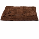 "Cat Litter Mat (35""x26"") - Brown"