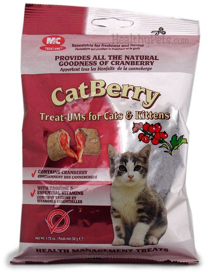 CatBerry Treat-UMs for Cats & Kittens - 1.75 oz