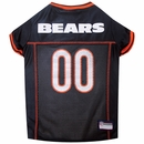 Chicago Bears Dog Jersey - XSmall