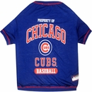 Chicago Cubs Dog Tee Shirts