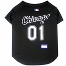 Chicago White Sox Dog Jersey - Small