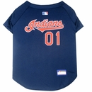 Cleveland Indians Dog Jersey - Small