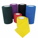 """Cohesiant Wrap Primary Color - Assortment (Red/Blue/Yellow) (4""""x5yd)"""
