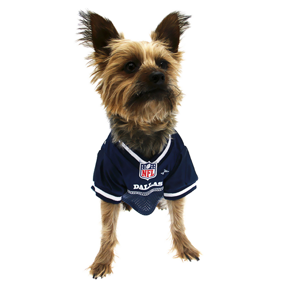 781a7ca7a Dallas Cowboys Dog Jersey - Small | Healthypets