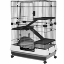 """Deluxe 4 Level Small Animal Cage XL (39""""x26""""x43"""")"""