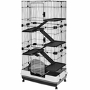 """Deluxe 6 Level Small Animal Cage XL (39""""x26""""x60"""")"""