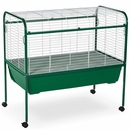 """Deluxe Rabbit Cage & Stand (40""""x39.5""""x23"""")"""
